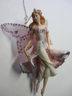 Bradford Editions Collectible Fairy by PreciousMoments1953 on Etsy