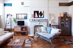 5 meubles uniques faits de matériaux recyclés à ajouter à votre décor!