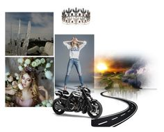 """""""No need for the crown, please"""" by lolla-cher ❤ liked on Polyvore featuring bluejeans"""