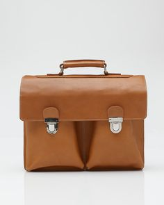 Sandqvist Leather Briefcase