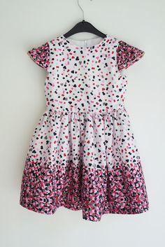 jurk uit Stof voor durf het zelvers - ZowieZo Handmade
