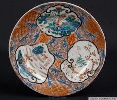 Japan 19./20. Jh. A Japanese Arita Porcelain Dish - Piatto Giapponese Japonais
