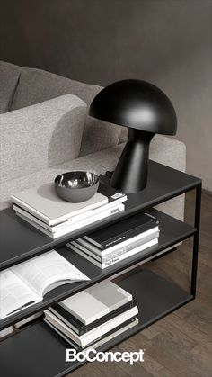 The aptly named Lean on Me table lamp brings a sleek layer of class to any room. With a structural curved design which is playfully off-centre, this focal point provides a lot more than a light to read under. Boconcept Sofa, Sofa Furniture, Furniture Design, Plywood Furniture, Chair Design, Modern Furniture, Console Table Styling, Condo Design, Design Design