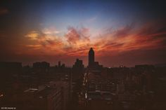 Photograph 150415 sunset.jpg by Antonio Lei on 500px