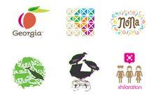 square logo design inspiration - Google Search