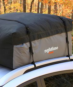 Take a look at this Gray & Black Sport Car-Top Carrier by Rightline Gear on #zulily today!