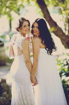 #seaofhearts #lesbian #wedding