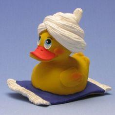 Lanco Alibaba Duck Turban weiß