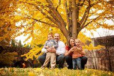 LOVE fall family photos