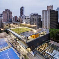 Galeria de Ginásio de Esportes do Colégio São Luís / Urdi Arquitetura - 8