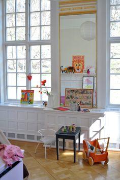 Roosje's room - Paul & Paula