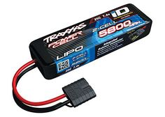 Traxxas 5800mAh 74V 2Cell 25C LiPo Battery *** Read more reviews of the product by visiting the link on the image.