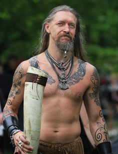 So, are you ready for a mead drinking contest? Don't worry, if you die, you can continue drinking with Odin in Valhalla... lol! http://paganroots.tumblr.com/post/72793261370/the-last-viking-by-klaus-wiese