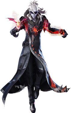 Aion 3.5   Asmodian Sorcerer