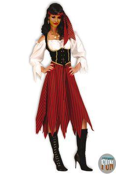 Pirate Holly Davis, Third Mate!