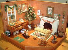 Weihnachten Ecke