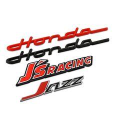 $19.40 (Buy here: https://alitems.com/g/1e8d114494ebda23ff8b16525dc3e8/?i=5&ulp=https%3A%2F%2Fwww.aliexpress.com%2Fitem%2FCar-Styling-3D-Aluminum-JAZZ-J-S-Racing-Jsracing-Thick-Emblem-Badge-Auto-Refitting-Exterior-Decal%2F32705488545.html ) Car Styling 3D Aluminum JAZZ J'S Racing Jsracing Thick Emblem Badge Auto Refitting Exterior Decal Logo Sticker for Honda for just $19.40