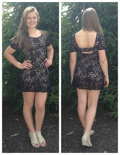 Going out tonight? This little black dress is perfect for a night out in the city!