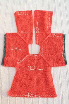 Crochet bebe patrones spanish tejidos Ideas for 2019 Baby Knitting Patterns, Knitting For Kids, Free Knitting, Baby Sweater Patterns, Doll Clothes Patterns, Clothing Patterns, Pull Bebe, Baby Cardigan, Baby Vest