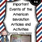 (Please click the preview for more information.)  I created this product because I was in search of articles that I could read with my students for...