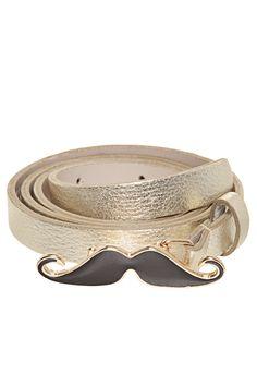 Cinto Mustache, In ;)