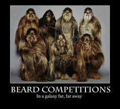 so many Bigfoot beards