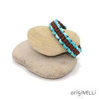 paracord armband brownie Paracord Armband, Bracelets, Leather, Jewelry, Handmade Bracelets, Braid, Beads, Handarbeit, Jewlery