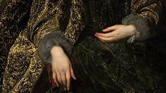 Cœur de l'Histoire • anguis218: The incredible brushwork of Sir...
