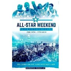 2019 NBA ALL-STAR WEEKEND IN CHARLOTTE! Nba Game Tickets, Concert Tickets, Host A Party, All Star, Nfl, Charlotte, Gift Ideas, Guys, Stars