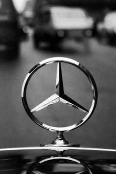 I fell in love with this emblem when I was 13 years old, driving my uncle's 1976 450 SEL