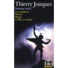 Un choc extraordinaire que ma lecture de Thierry Jonquet. J'ai dévoré ces quatres romans noirs poisseux et pervers d'une traite. Et au-delà du plaisir éprouvé, je garde une petite pointe de honte d'avoir découvert ces textes prodigieux après la mort de leur auteur (T.J. est mort en 2009)...