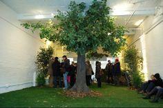 how to build a tree indoor - Sök på Google