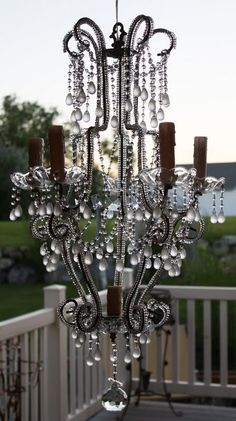 beautiful lines on this chandelier Chandelier, Decor, Chandelier Lighting, Beautiful Chandelier, Chandelier Lamp, Beautiful Lighting, Beaded Chandelier, Elegant Lighting, Lights