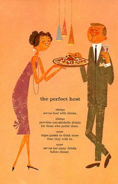 """The Perfect Host"""