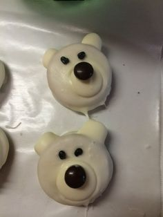 Polar Bear Oreo Treats