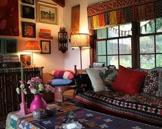Eclectic Living Room Design, Pictures, Remodel, Decor and Ideas - page 94