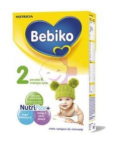 Tzw. mleko następne, a więc kierowane do dzieci, które już intensywnie są ciekawskie :) próbują siadać i raczkować. Bardzo często mamy już je podawają