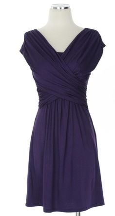 perfect plum dress adabelles.com