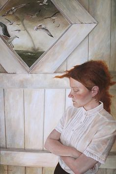 'The Window' by Andrea Kowch