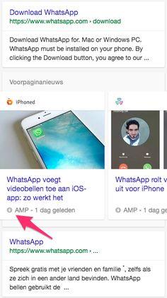 Er is al veel gezegd en geschreven over Google AMP (accelerated mobile pages) en de invloed ervan op pagina's, advertenties en je positie in de zoekresultaten. Maar wat levert de inzet van AMP nu...