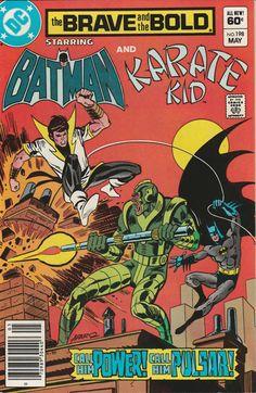 Brave & the Bold Vol. 29 No. 198  1983  Batman and Karate Kid by TheSamAntics