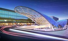 Formas orgânicas na arquitetura