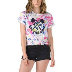 baa2157ba1c Cross It Up T-Shirt T Shirt Vans