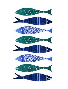 Catch of the Day Fine-Art Print by Margaret Berg at UrbanLoftArt.com