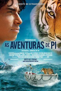 Um filme de Ang Lee com Suraj Sharma, Irrfan Khan : Pi Patel (Suraj Sharma) é filho do dono de um zoológico localizado em Pondicherry, na Índia. Após anos cuidando do negócio, a família decide vender o empreendimento devido à retirada do incentivo dado pela prefeitura local. A ideia é se mudar para o ... 24.10.2016