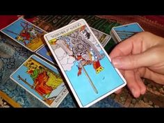 Learn The 78 Tarot Cards in Two Hours (pt 1/2) - YouTube