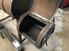 Post with 52 votes and 10293 views. Tagged with diy, bbq, smoker, lowandslow, texasbbq; Shared by Guyrogearloose. Bbq Smoker Trailer, Bbq Pit Smoker, Bbq Grill, Drum Smoker, Grill Rack, Grill Grates, Bbq Meat, Best Portable Grill, Portable Smoker
