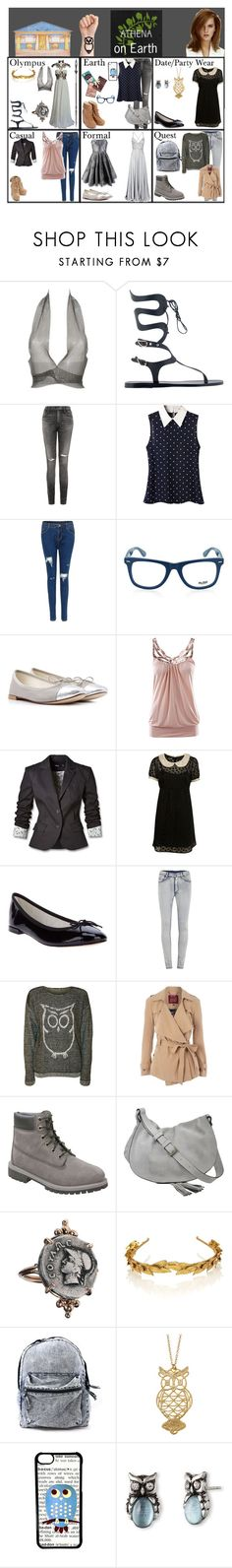 """Athena on Earth. (Emma Watson as Athena)"" by elmoakepoke ❤ liked on Polyvore featuring Emma Watson, Zuhair Murad, Fannie Schiavoni, Ancient Greek Sandals, Citizens of Humanity, GlassesUSA, Repetto, H&M, Mexx and Miss Selfridge"