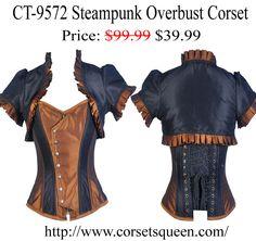 Steampunk Overbust Corsets Corset Shop, Wedding Corset, Plus Size Corset, Steampunk Corset, Waist Training Corset, Overbust Corset, Corsets, Collection, Shopping