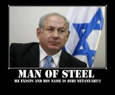 God Bless Prime Minister Netanyahu, and the people of Israel.